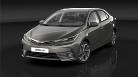 Toyota Corolla przeszła facelifting