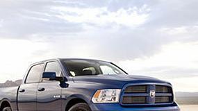 Detroit 2008: Dodge Ram 1500 – pickup na rok modelowy 2009