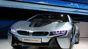 Sportowe BMW i8 coraz bliżej