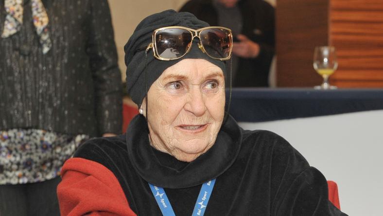 Psota Irén a János kórházban van, de már kielégítő az állapota / Fotó: RAS-Archiv
