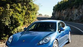 Porsche Panamera S Hybrid – Ekonomiczne Gran Turismo