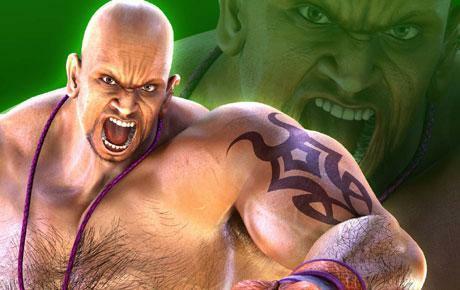 <P>21. Craig Marduk (seria Tekken)  </P>Craig ma włosy na całym ciele, tylko nie na głowie. Jest jednym z uczestników biorących udział w Turnieju Żelaznej Pięści.
