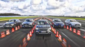 5 wszechstronnych diesli: Alfa Romeo Stelvio vs. Audi Q5, BMW X3, Mercedes GLC i Volvo XC60