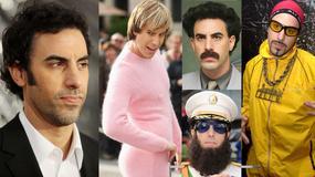 Sacha Baron Cohen: skandaliczny prześmiewca