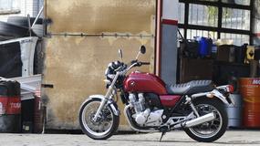 Honda CB 1100 - nostalgiczny naked