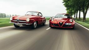 Samice Alfa - Alfy Romeo 4C i Giulietta SS