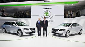Skoda Octavia Combi: prezentacja w Genewie