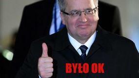 Memy po debacie prezydenckiej między Andrzejem Dudą a Bronisławem Komorowskim