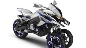 Yamaha O1GEN - trójkołowy koncept