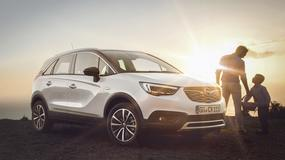 Opel Crossland X – drugi do pary