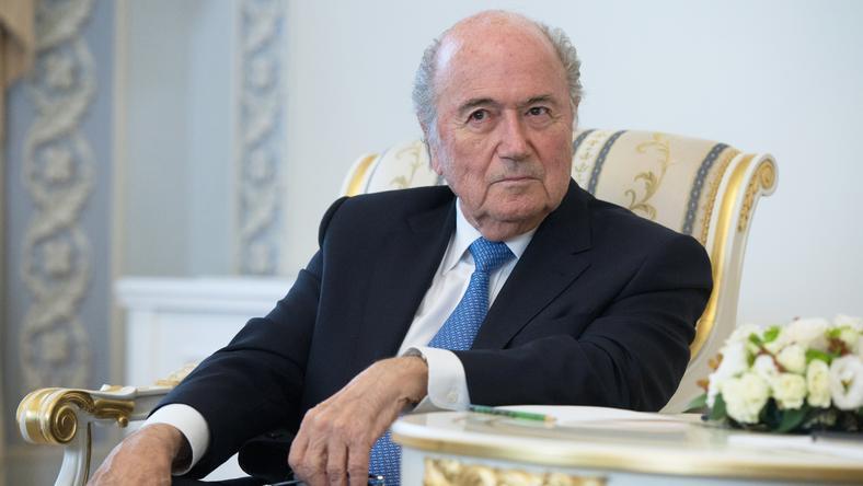 Blattert is vádolják a korrupcióügyekkel /Fotó: AFP