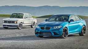 Legenda znów prowokuje - nowe BMW M2 spotyka BMW 2002 Turbo