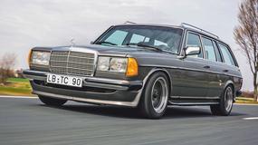 Mercedes 280 TE AMG - zaproszenie do sportu
