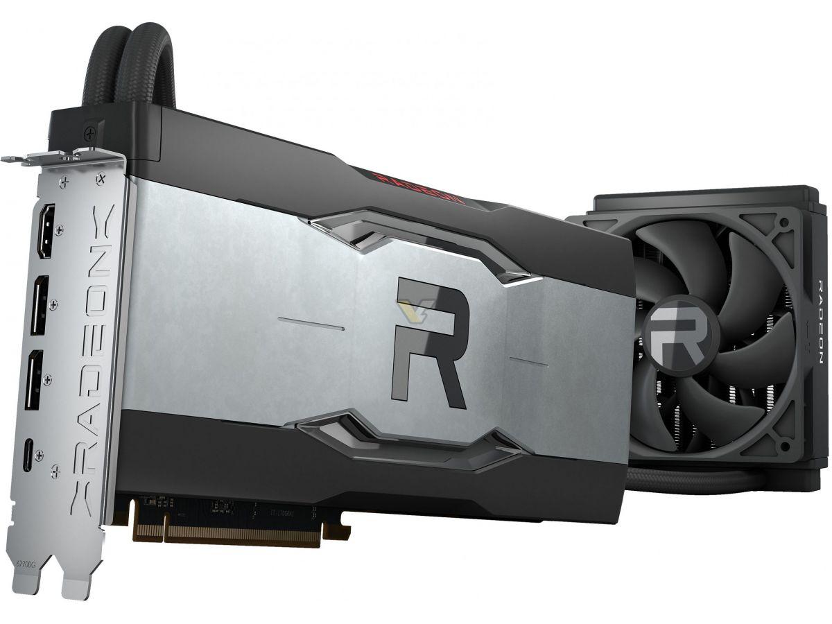 Grafická karta AMD Radeon RX 6900 XT LC.
