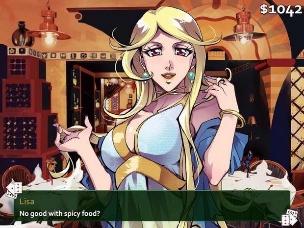 Japońskie gry erotyczne - Card Sweethearts