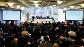Konferencja: przestrzeń dla społeczeństw obywatelskich kurczy się