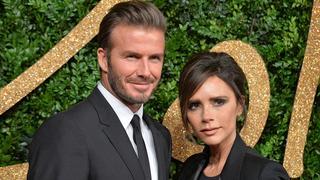 Best Look: Victoria i David Beckham w męskim stylu