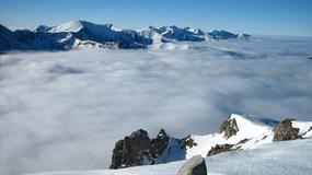W Tatrach obowiązuje 3. stopień zagrożenia lawinowego