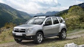 Dacia Duster trafi do Polski