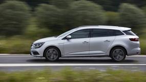 Renault Megane Grandtour - kompletny cennik