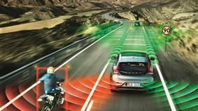 Motocykliści trudno zauważalni dla samochodowej elektroniki