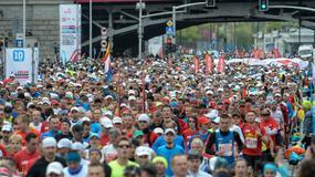Ponad 6 tys. biegaczy wzięło udział w Orlen Warsaw Marathon