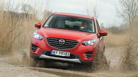 Szybki SUV z dużym silnikiem - Mazda CX-5 2.5 Skyactiv-G 4x4