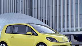 Volkswagen E-Up!: nowe mikroauto w sprzedaży od 2011