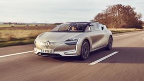 Renault Symbioz - samochód z 2030 roku