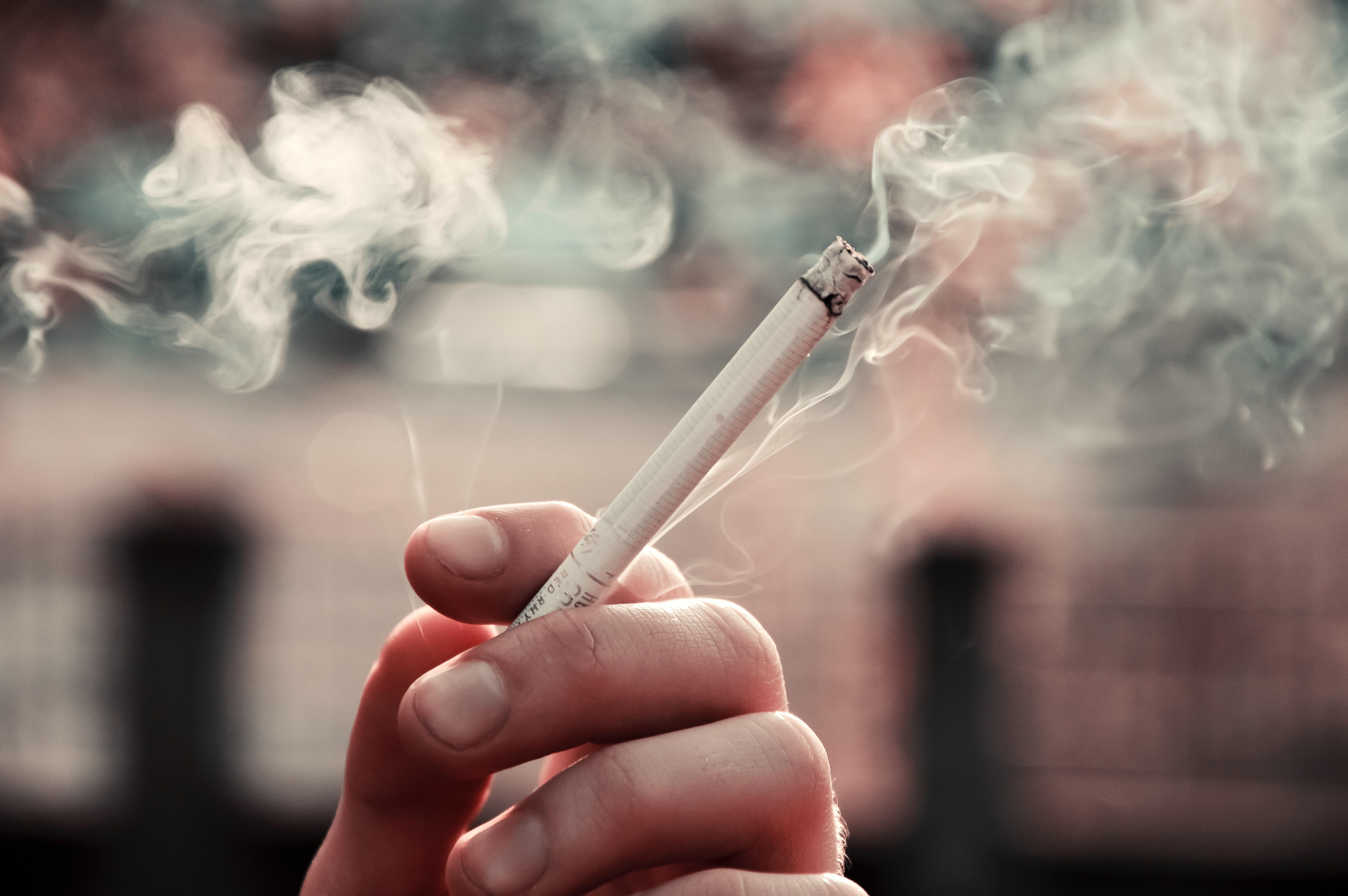 videó egy szervezetről aki leszokott a dohányzásról