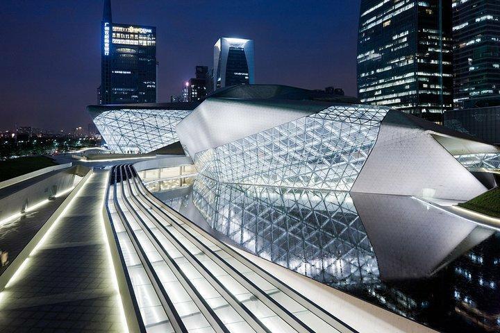 Guangzhou Opera House w Chinach