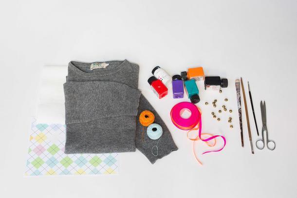 Zrób sama modny sweter na jesień!