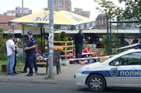 Prodavac lubenica preminuo dok se svađao sa komunalnim policajcem