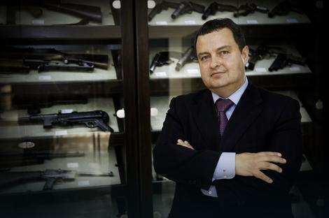 Ivica Dačić: Tači daje izjave za potrebe unutrašnje politike