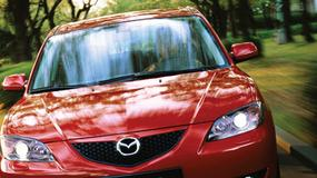"Mazda 3 - ""Trójka"" na  piątkę z plusem"