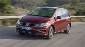 Volkswagen Golf Sportsvan po liftingu - Golf w praktycznym pudełku