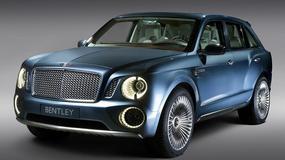 Bentley Bentayga za 130 tys. funtów