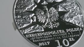 Wyjątkowa moneta NBP o nominale 10 zł. Upamiętnia 35-lecie Solidarności Walczącej