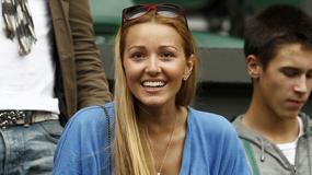 Jelena Ristić - piękna narzeczona Novaka Djokovica