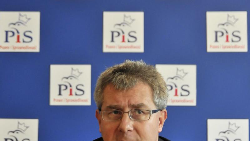 Ryszard Czarnecki, fot. PAP/Maciej Rozwadowski
