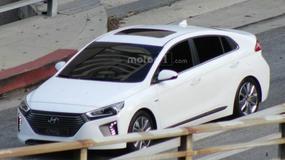 Hyundai Ioniq - nowy model już jeździ