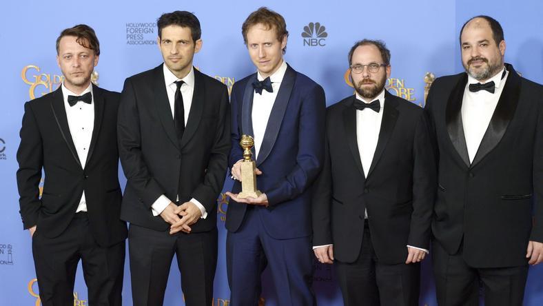 A Golden Globe-díjat a napokban kapta meg a film, és az Oscar-gálán is nagy favoritnak számít /Fotó: MTI