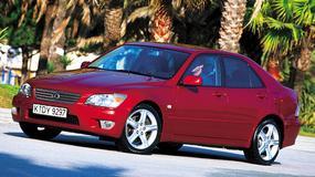 Lexus IS – milion sprzedanych egzemplarzy
