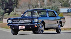 Drugi w historii Ford Mustang trafi na aukcję