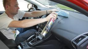 Błyskotliwy kierowca: czyste wnętrze – miła jazda