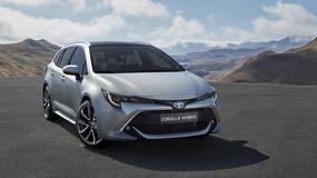 Nowa Toyota Corolla w wersji kombi