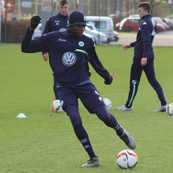 Victor Osimhen joined Wolfsburg after the World Cup