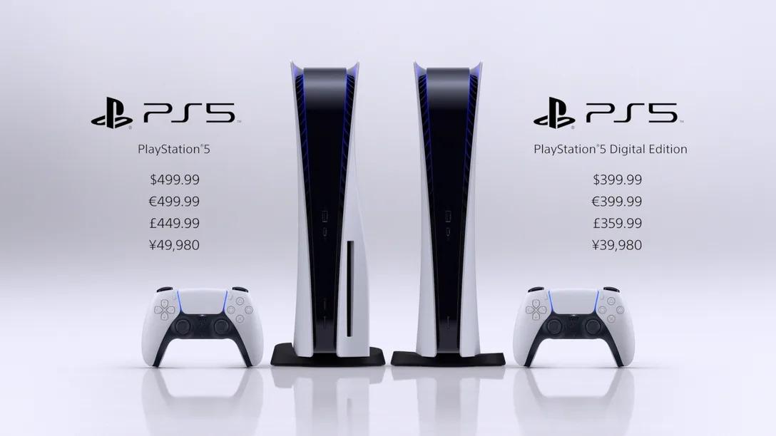 PlayStation 5 sa cenovo vyrovnáva Xboxu Series X.