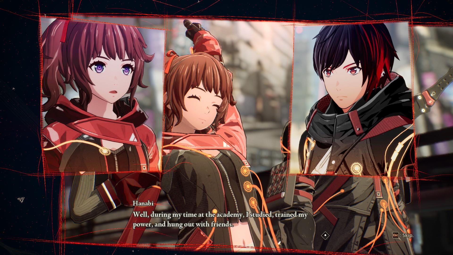 Polovicu hry strávime pasívnym pozeraním animovaných scén a statických dialógov.