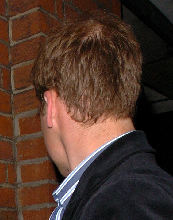 2007-ben rengeteg haja volt Vilmos hercegnek Fotó: Puzzlepix